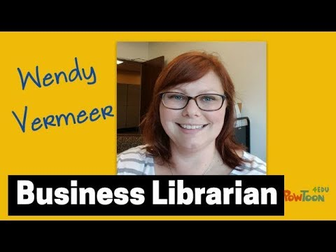 Getting to know the CSUDH Library with the Business Librarian