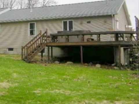 Lojek Road Cochranton Pa 16314 Raised Ranch Youtube