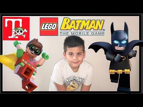 LEGO Batman Famous games |