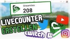 Live Sub Counter In Stream Einfügen 3 Min Arbeit ! ( So Gehts ! )