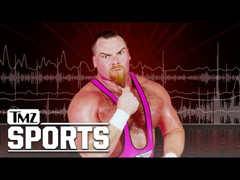 Emergency Dispatch Audio: Jim 'The Anvil' Neidhart Dead at 63 | TMZ Sports