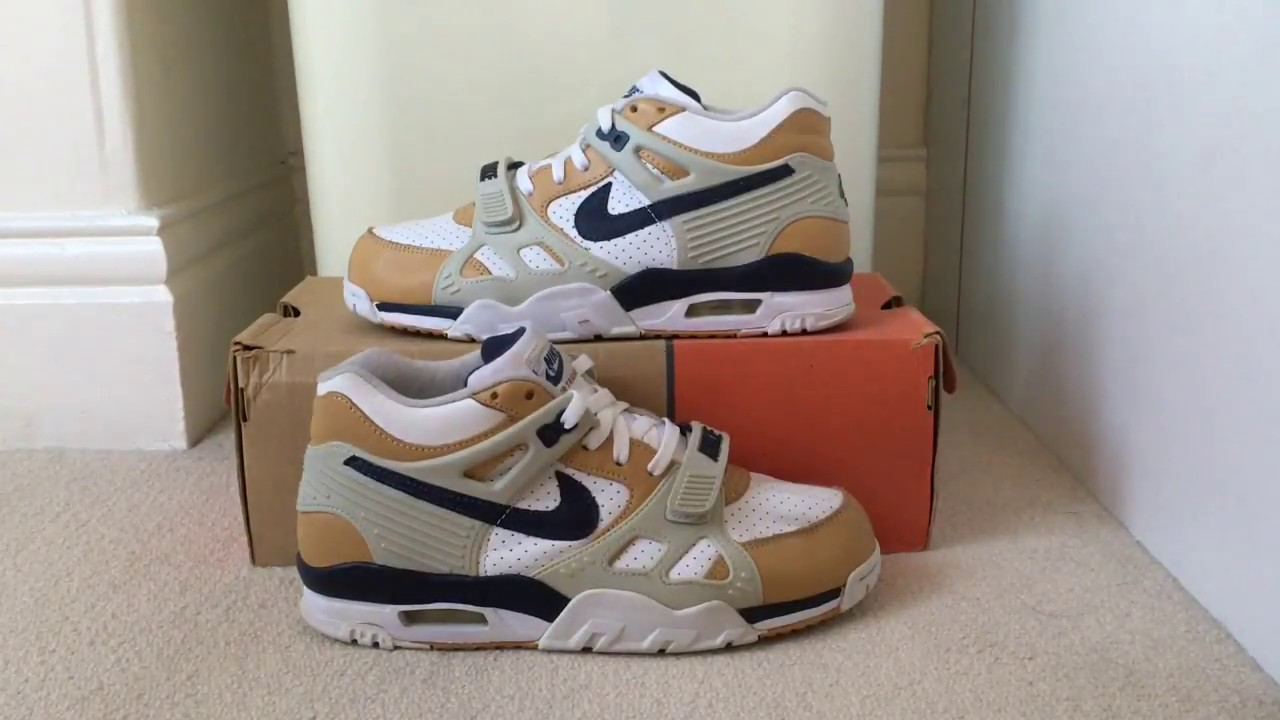 cheap for discount ae507 21a5b Nike Air Trainer SC   3   111 - 2003 Retro - OG Medicine Ball