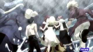 TEAM  NATSU  || NEVER GONNA BE ALONE||
