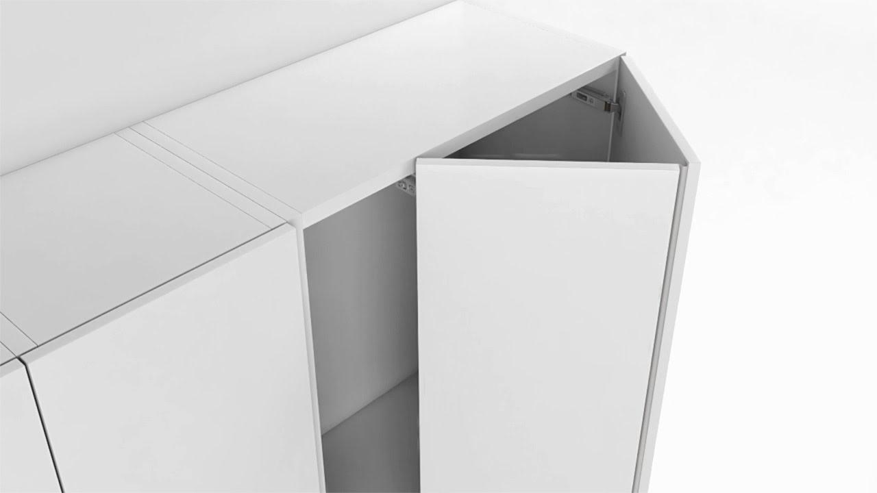 Salice | Concertina doors & Salice | Concertina doors - YouTube