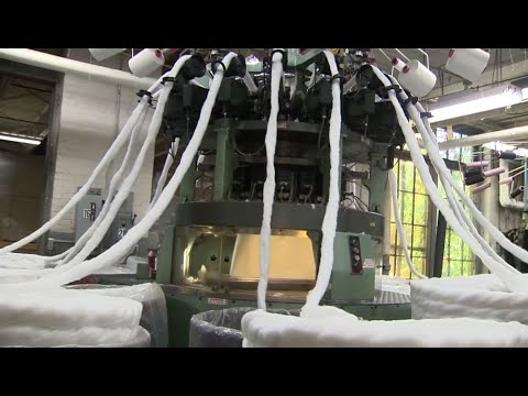 One Of Longest-running Textile Mills In Massachusetts In Unexpected Location
