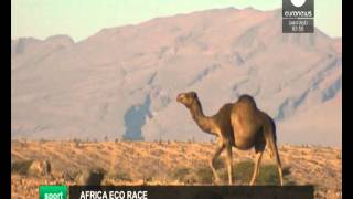 2015 12 31 Euronews Africa Eco Race 2016