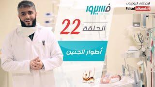 فهد الكندري - برنامج فسيروا - أطوار الجنين - الحلقة 22 | Fahad AlKandari - Faseero - Eps# 22