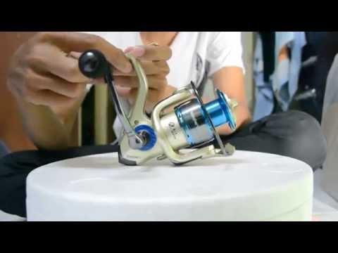 อัตราทด(Gear Ratio) ของรอกตกปลา คืออะไร