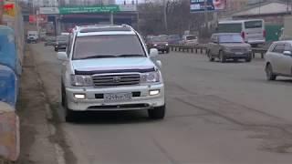 Автомобилисты Владивостока проклинают новую яму-трамплин на Некрасовской