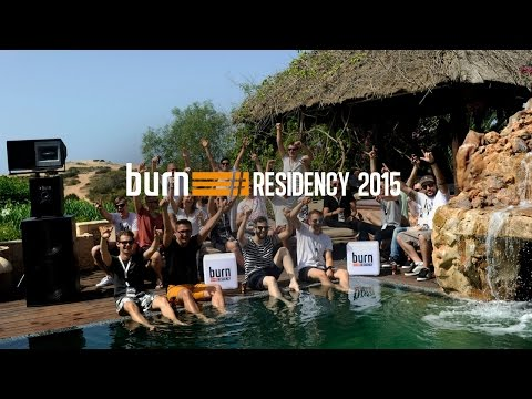 burn Residency 2015 – What makes it special?