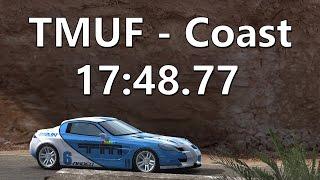[Former WR] Coast Speedrun in 17:48.77 (RTA: 20:18)   TrackMania United Forever