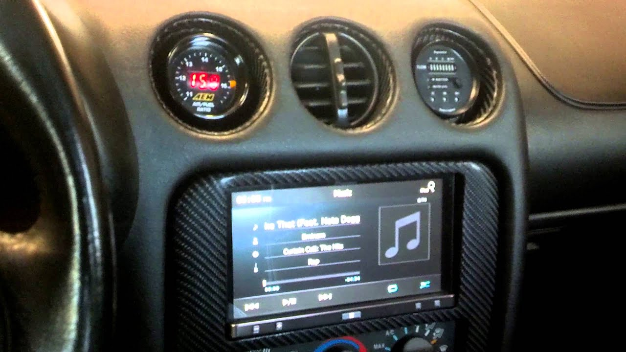 Pioneer Appradio 2 In 2000 Trans Am Youtube