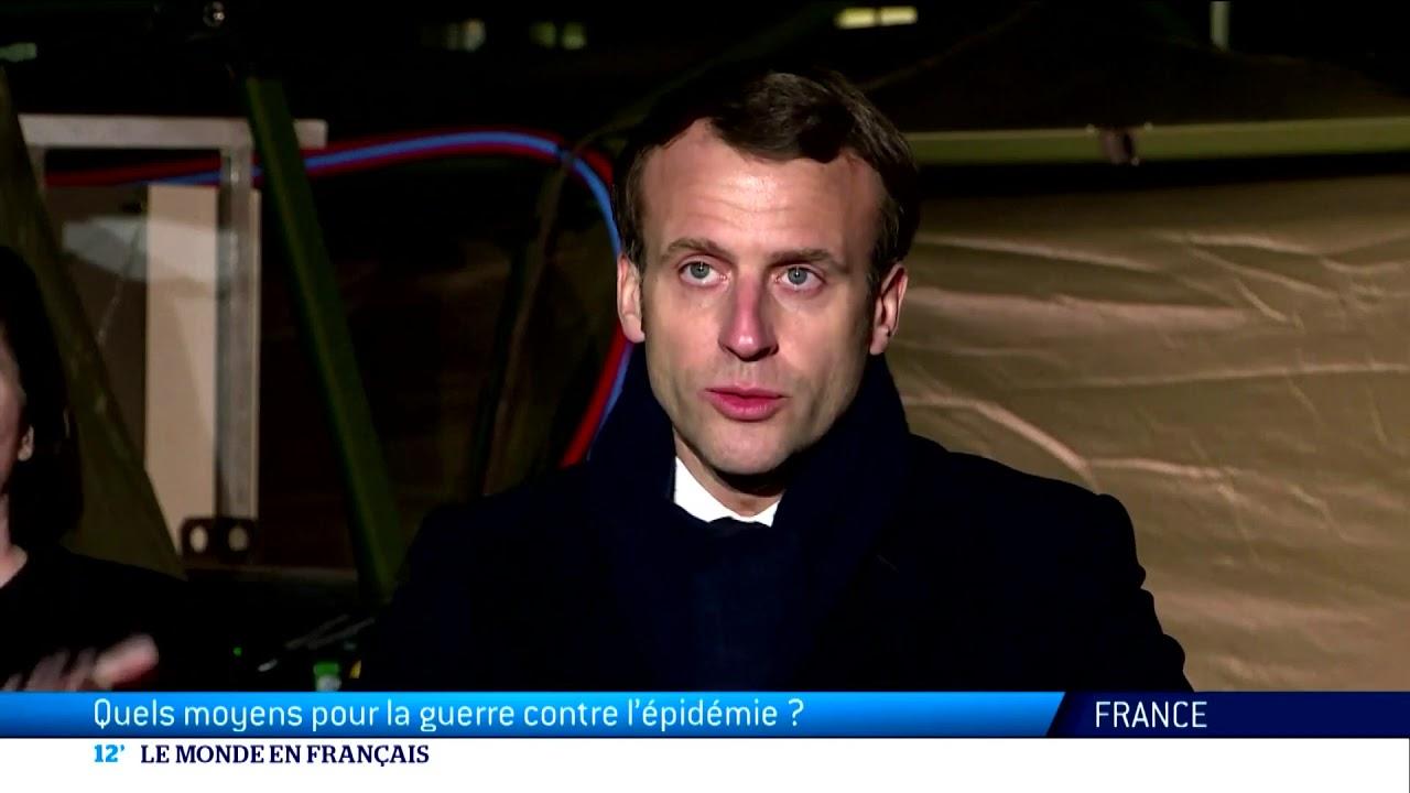 Covid-19 : bientôt de gros moyens pour les hôpitaux en France
