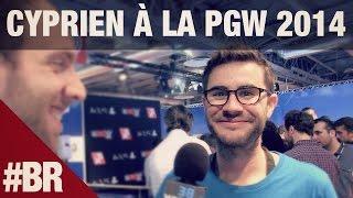 Cyprien à la Paris Games Week 2014 : interview !