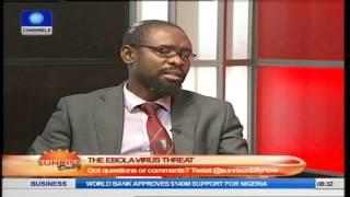 Ebola Virus Threat: Epidemiologist Suggests Proper Hygienic Practice Prt2