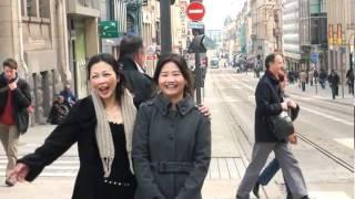 Nancy in France, nice city