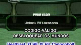 Cybernet Brasil2009 - Mascetes Game Ben 10  Protector of Earth - Ps2