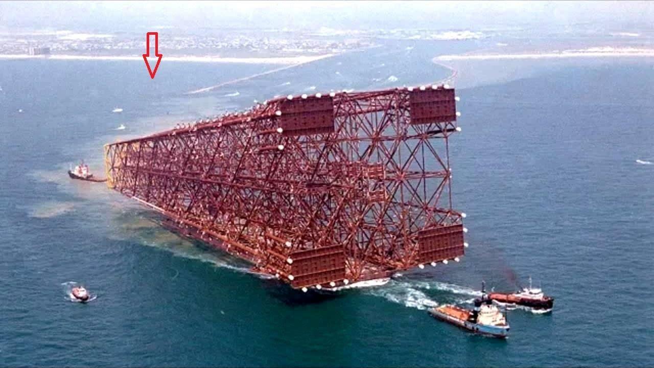 বিশ্বের সবচেয়ে বড় এবং ব্যয়বহুল ট্রান্সপোর্ট অপারেশন | Most Epic Transport Operations in History