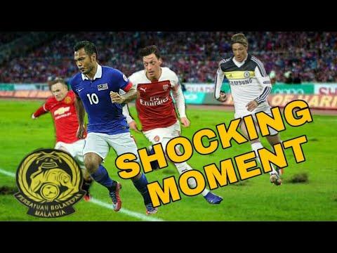 Top 5 Malaysia memberi kejutan Team Gergasi Eropah• 5 Times Malaysia surprised Giant European Teams