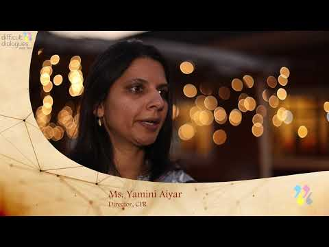 #JoinTheConversation: Ms. Yamini Aiyar on Primary Education