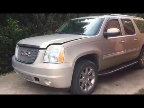 GMC Yukon P0121 code fix and throttle body cleaning