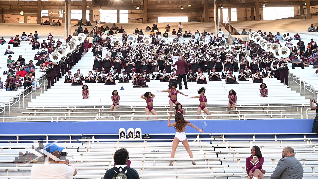 Texas Southern University Marching Band - Feels Like Another One - 2019