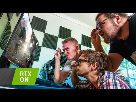 Watch these guys try to guess if ray tracing is turned on or off in Battlefield 5