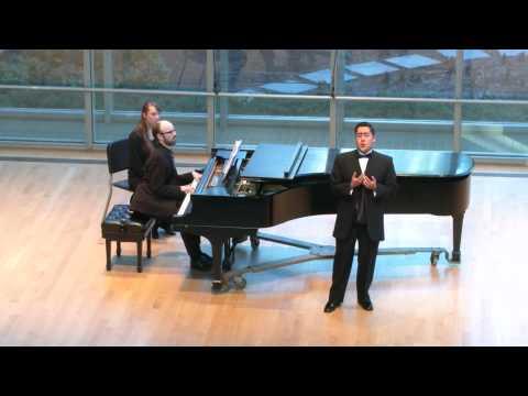 Four Songs by Henri Duparc. Armando Contreras and Andrew Rosenblum