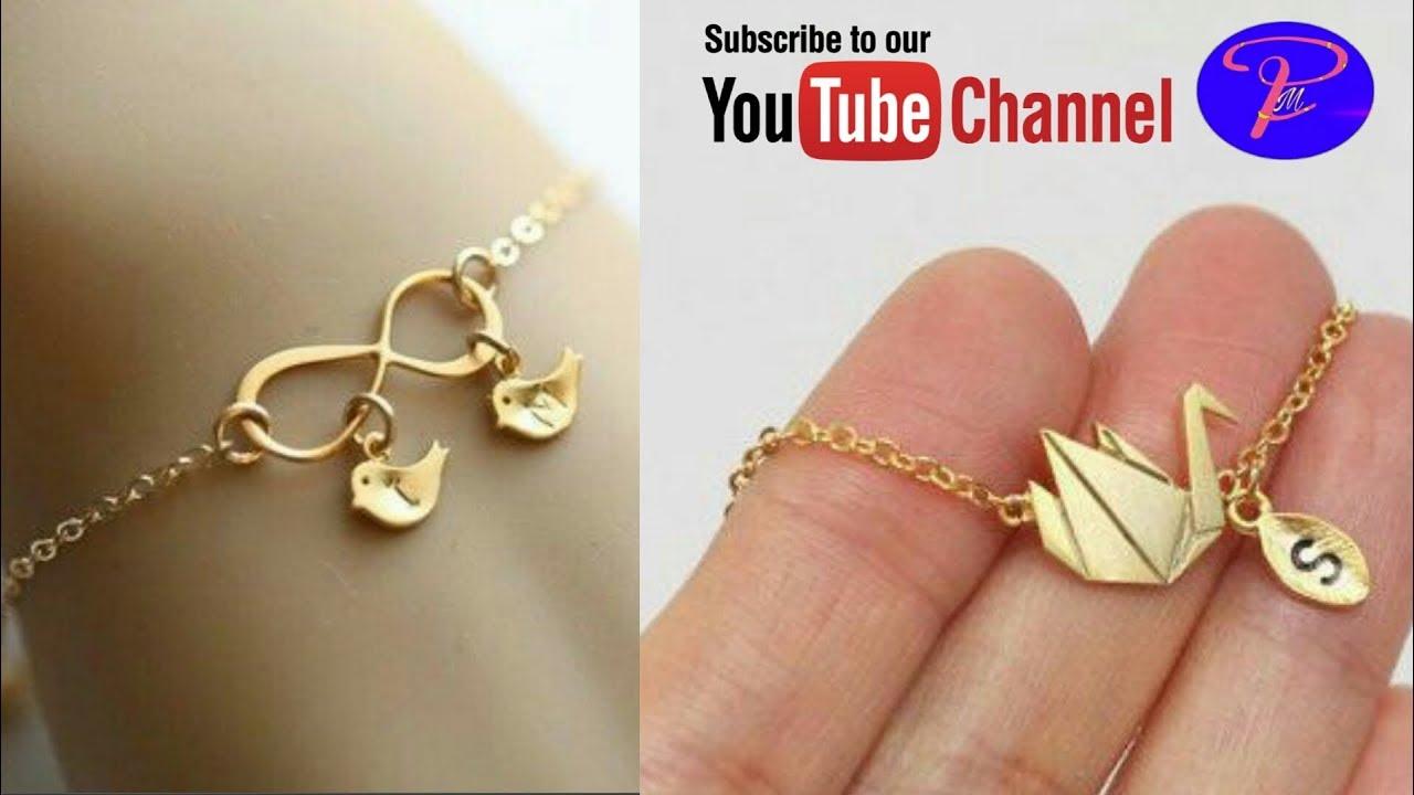 Latest Girl Bracelets // Gold Bracelet Designs for Girls/Women ...