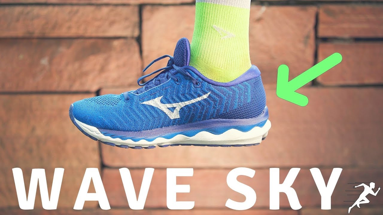 mizuno waveknit sky 3 review