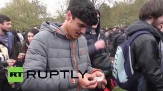 UK: Hyde Park 420 event fills the 'big smoke' with a fragrant smell