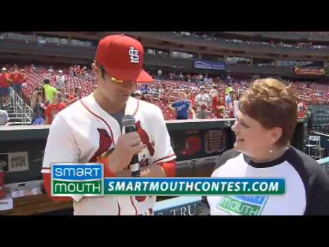SmartMouth Asks The Cardinals - Pete Kozma 2