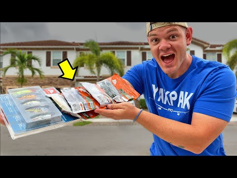 Ozark Trail Only Fishing Challenge! (Walmart Brand)