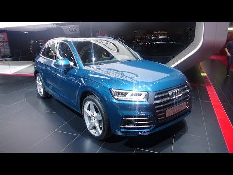 2020 Audi Q5 55 TFSI e quattro - Exterior and Interior - Geneva Motor Show 2019