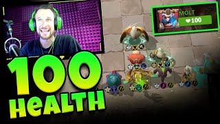 EASY WIN - 100 HEALTH USING GODS & ASSASSINS