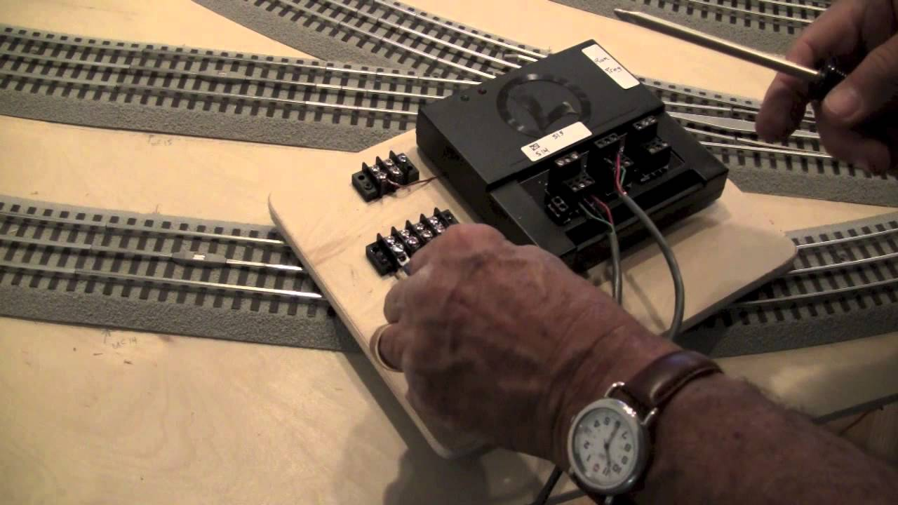 LCJI Lines 16 Wiring a new layout YouTube – Lionel Legacy Wiring