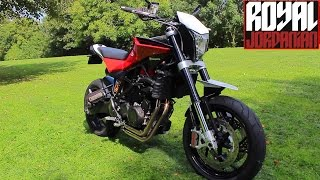 Husqvarna Nuda 900R - Sound & Beauty thumbnail