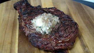 Compound Butter Recipe - Easy to make and adds flavor to any type of meat