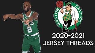 Eltics Uniform Christmas 2021 Boston Celtics Uniform Set 20 21 Nba Jersey Threads Youtube