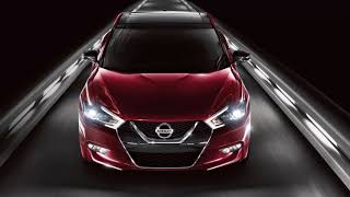 2018 Nissan Maxima - NissanConnect® Services Powered by SiriusXM (if so equipped)