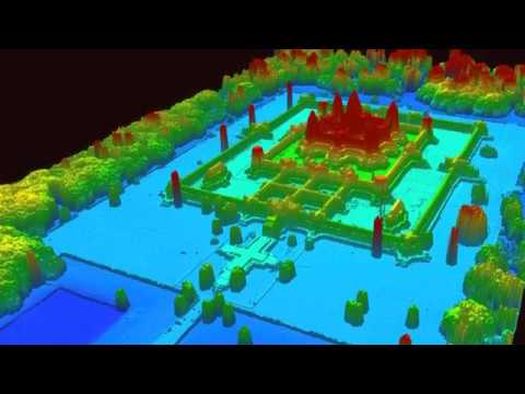 4 Awesome Discoveries made with LIDAR Technology