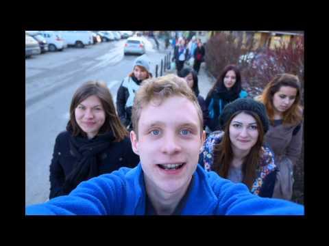 UCLan Hospitality & Tourism students visit Poland - 2015