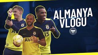 Almanya Vlogu ✈️ #AudiCup2019