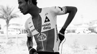 Eritrea - Daniel Teklehaimanot - Abu Dhabi Tour 2017 Stage 1 - Eritrean Champ