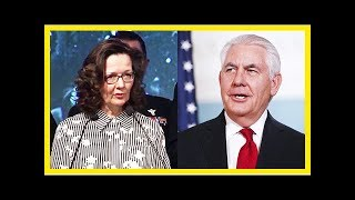Gina Haspel: 5 Things To Know About The First Female CIA Director