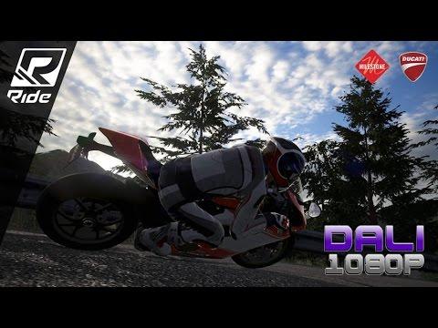 Ride PC Gameplay 60fps 1080p