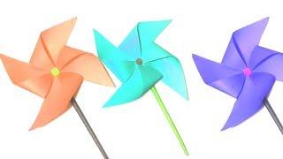 How To Make Spining Flower || DIY Spining Flower Tutorial || Crafts Design