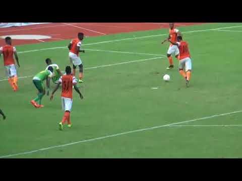 Akwa united vs kano Pillars: 2017 Matchday 38 Highlight