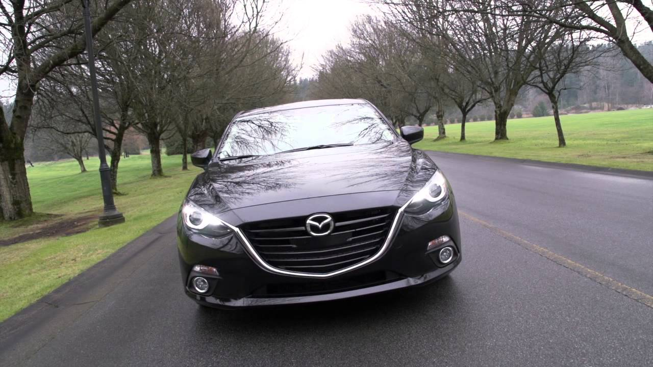 The All New 2014 Mazda3   Review And Test Drive   YouTube
