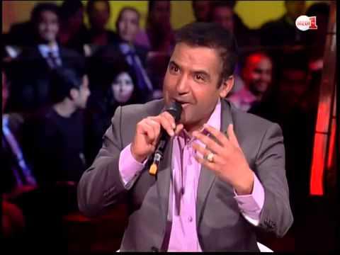 Cheb mami soirée de fin d'année 2012 sur medi1 tv الشاب مامي